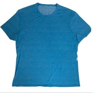 Lululemon In Mind Short Sleeve Tee Men's Size XL